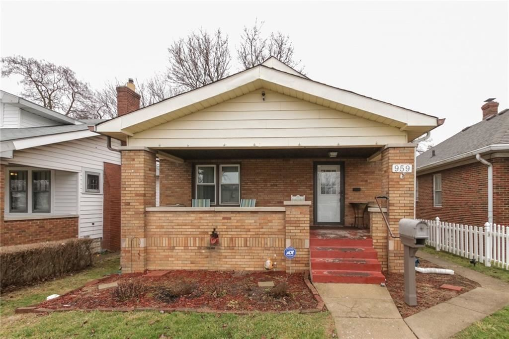 959 North LINWOOD Avenue, Indianapolis, IN 46201 - #: 21692614
