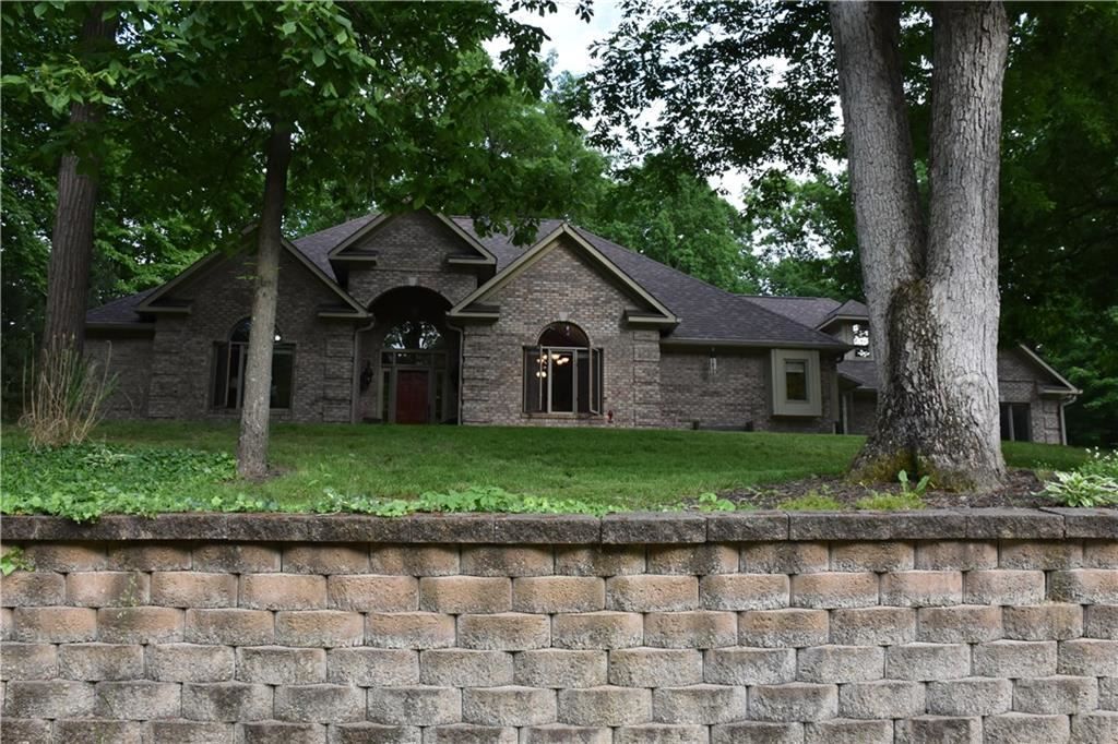 6545 West TWIN LAKES Drive, Martinsville, IN 46151 - #: 21715614