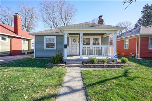 Photo of 4921 Guilford Avenue, Indianapolis, IN 46205 (MLS # 21746616)