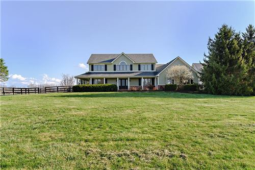 Photo of 8037 East 250 S, Zionsville, IN 46077 (MLS # 21776616)