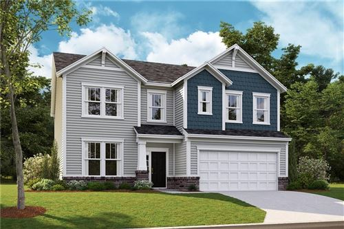 Photo of 12111 Linnet Place, Noblesville, IN 46060 (MLS # 21754617)