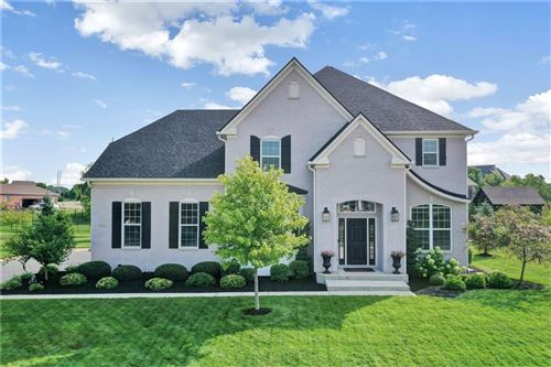 Photo of 3690 Abney Highland Drive, Zionsville, IN 46077 (MLS # 21800617)