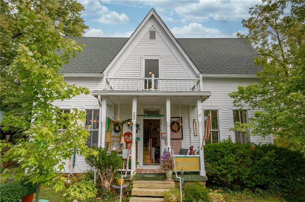 23 North Jefferson Street, Nashville, IN 47448 - #: 21744617