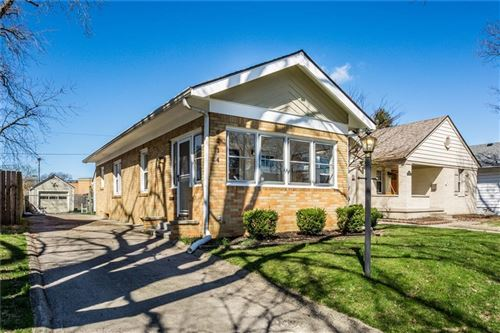 Photo of 6214 Haverford Avenue, Indianapolis, IN 46220 (MLS # 21702618)