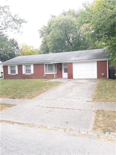 Photo of 3718 PAYTON Avenue, Indianapolis, IN 46226 (MLS # 21742618)