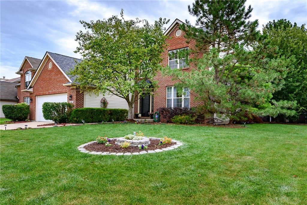 10821 Audrie Court, Fishers, IN 46038 - #: 21725618