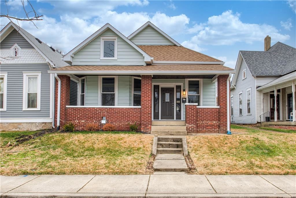 1505 South Talbott Street, Indianapolis, IN 46225 - #: 21758618