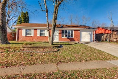 Photo of 3648 North Faculty Drive, Indianapolis, IN 46224 (MLS # 21755619)
