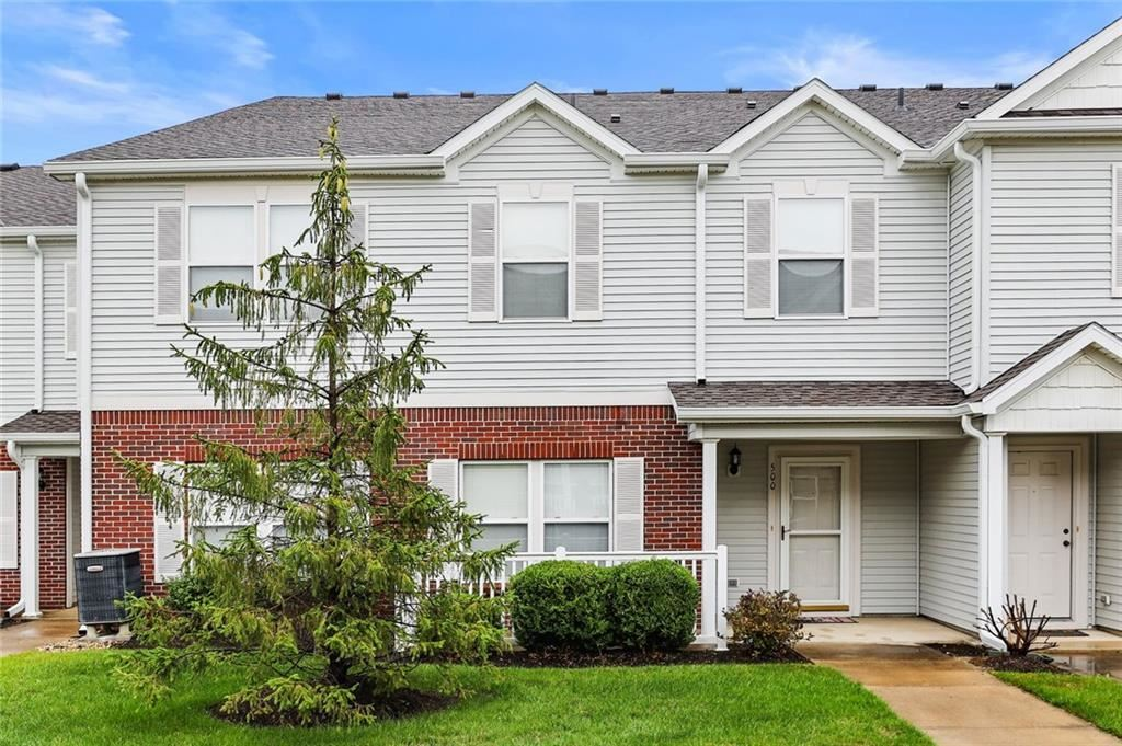 Photo of 12215 Pebble St  Unit 500, Fishers, IN 46038 (MLS # 21665619)