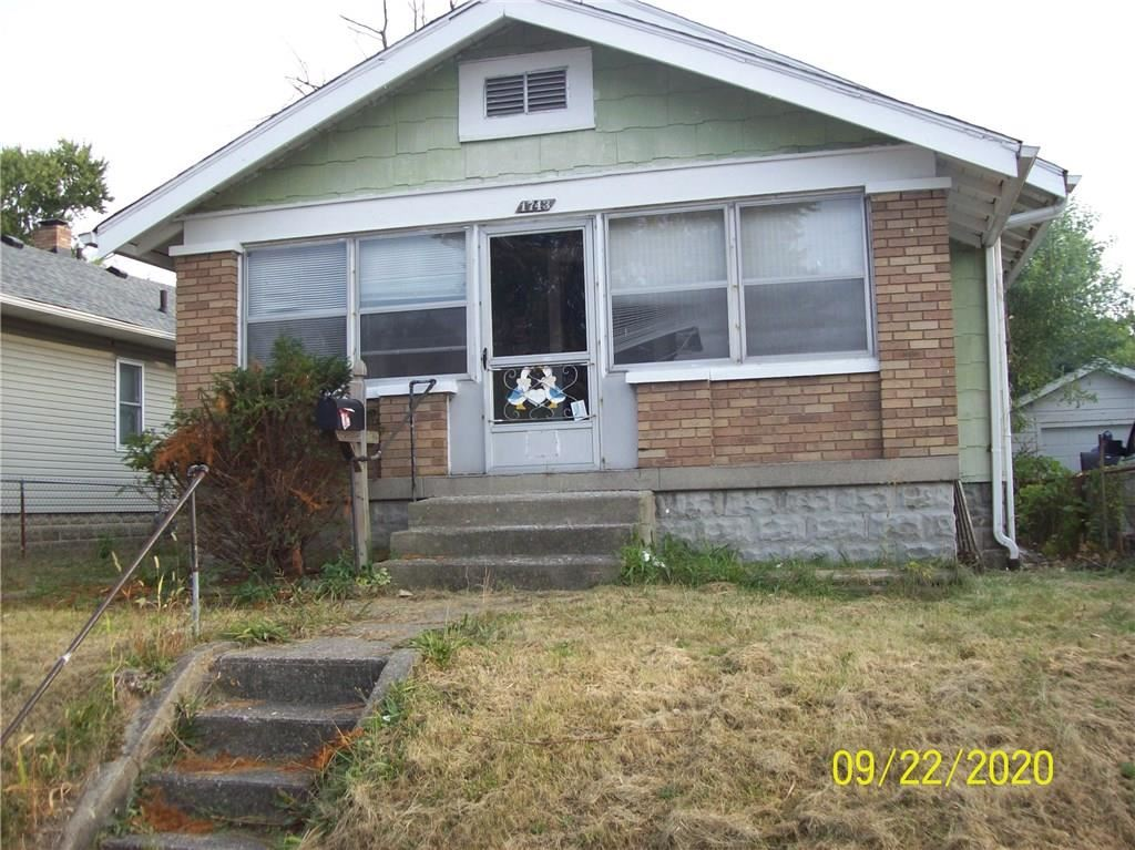 1743 East Tabor Street, Indianapolis, IN 46203 - #: 21743619