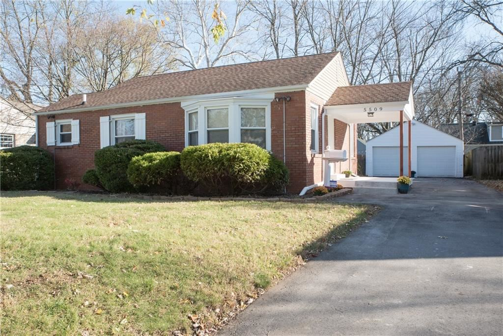 5509 ROSSLYN Avenue, Indianapolis, IN 46220 - #: 21748619