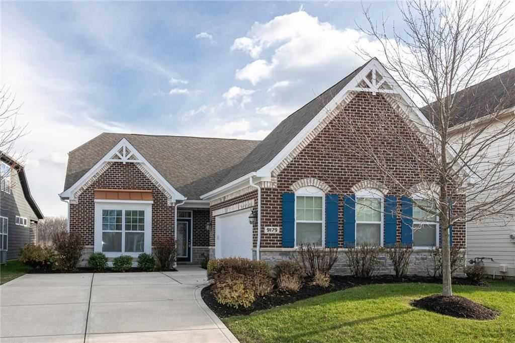 9179 CRYSTAL RIVER Drive, Indianapolis, IN 46240 - #: 21754619