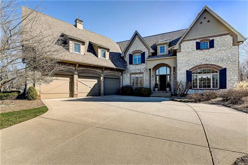 Photo of 10787 Pine Needle Court, Fishers, IN 46037 (MLS # 21696621)