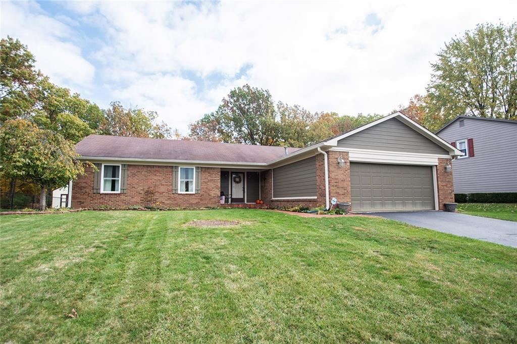 8007 TEEL Way, Indianapolis, IN 46256 - #: 21674621