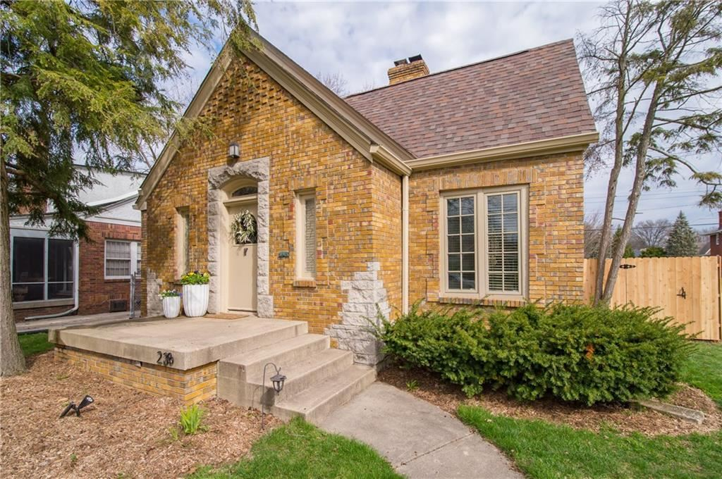 238 West 44th Street, Indianapolis, IN 46208 - #: 21688622
