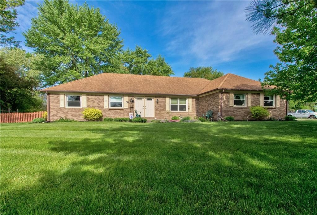 420 Saddle Hill Ct, Indianapolis, IN 46234 - #: 21710622