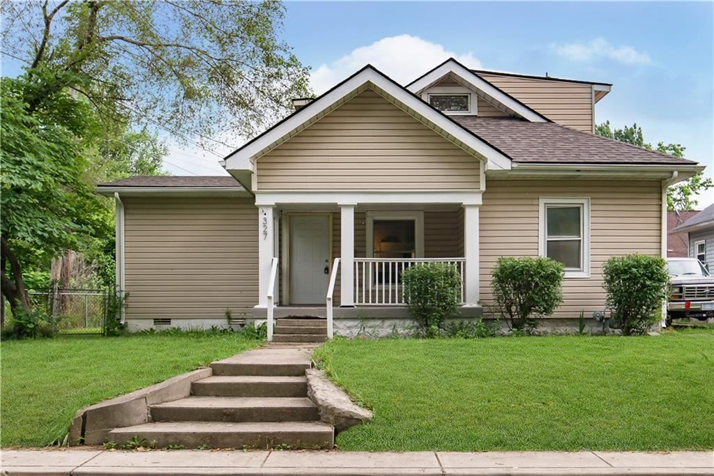 327 South Spencer Avenue, Indianapolis, IN 46219 - #: 21722622