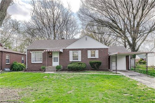 Photo of 2868 Medford Avenue, Indianapolis, IN 46222 (MLS # 21778623)