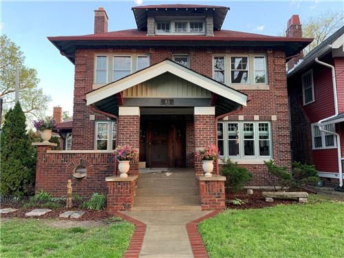 Photo of 45 E 32nd Street, Indianapolis, IN 46205 (MLS # 21783623)