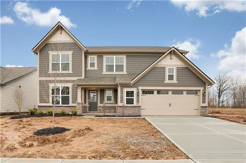 Photo of 17420 Cavalcade Circle, Noblesville, IN 46060 (MLS # 21793623)