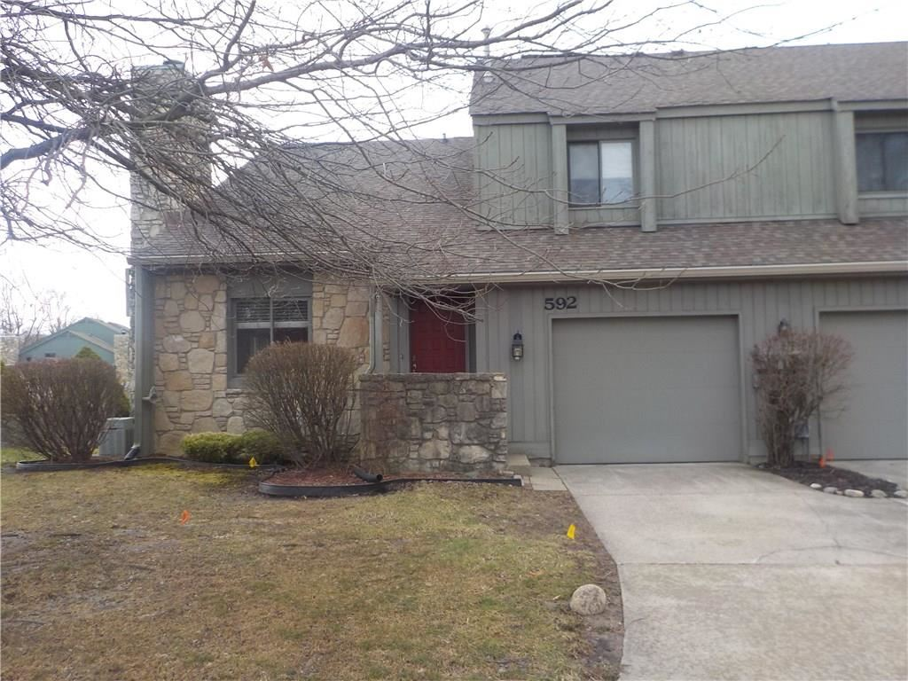 Photo of 592 Conner Creek Drive, Fishers, IN 46038 (MLS # 21698623)