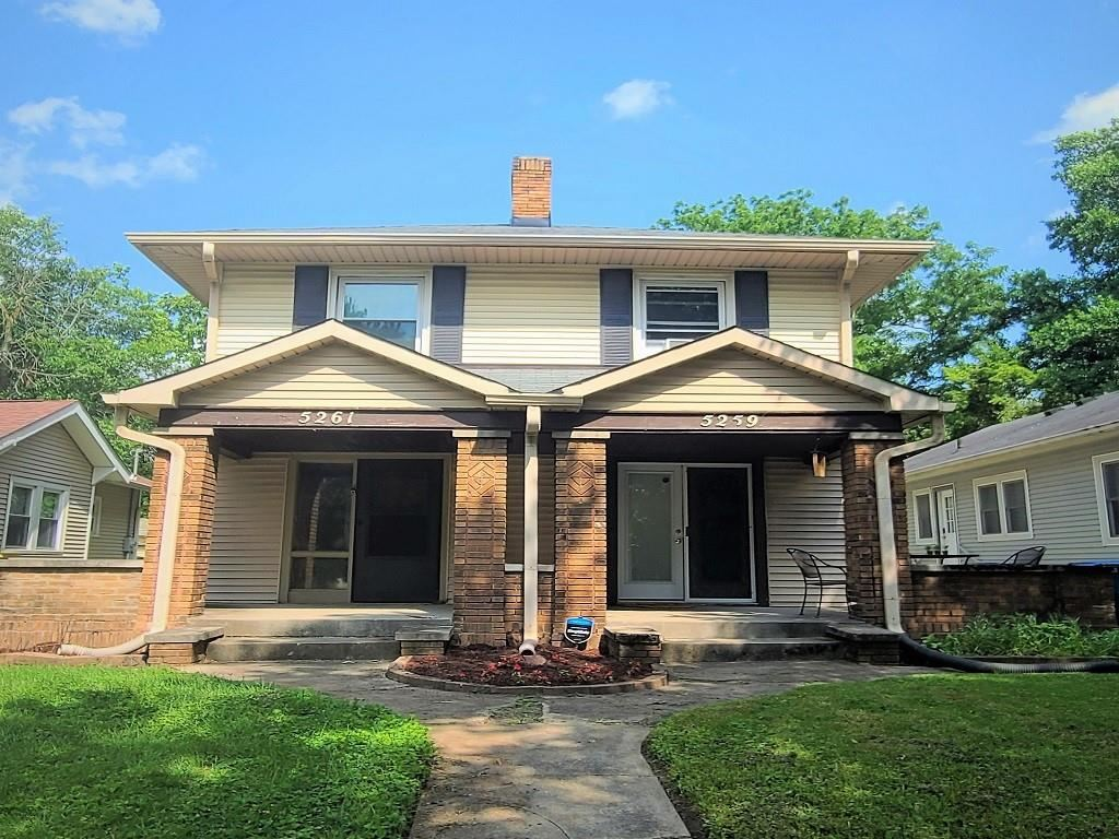 5259 N College Avenue, Indianapolis, IN 46220 - MLS#: 21799623