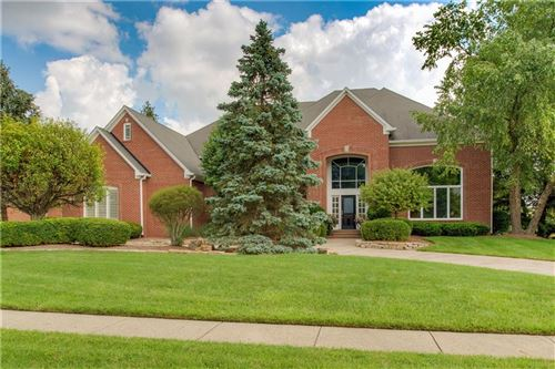 Photo of 10547 Chatham Court, Carmel, IN 46032 (MLS # 21695624)