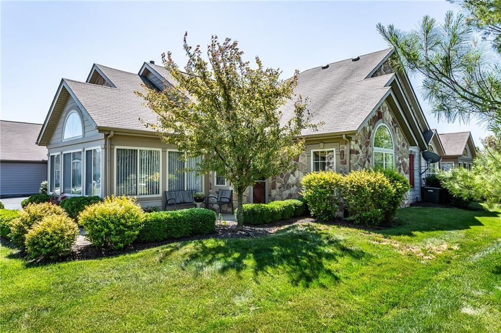 7938 Gold Brook Drive, Indianapolis, IN 46237 - #: 21719624