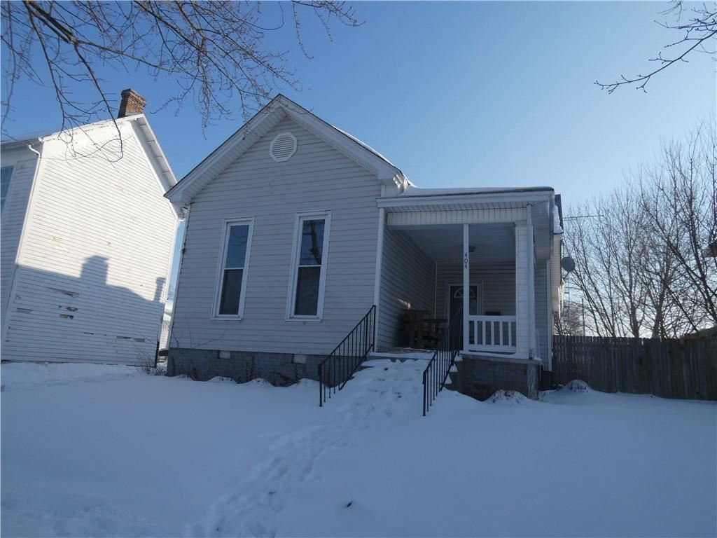 404 Indianapolis Avenue, Seymour, IN 47274 - #: 21767624