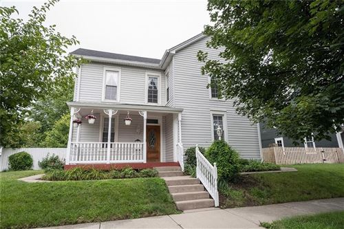 Photo of 1097 S 9TH Street, Noblesville, IN 46060 (MLS # 21798625)