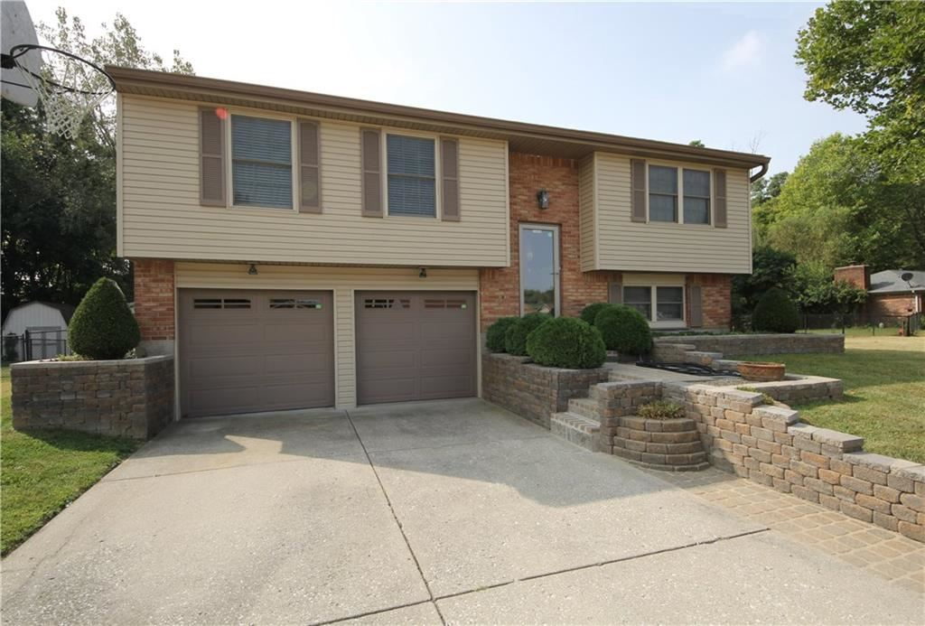 5325 Honey Manor Drive, Indianapolis, IN 46221 - #: 21739625