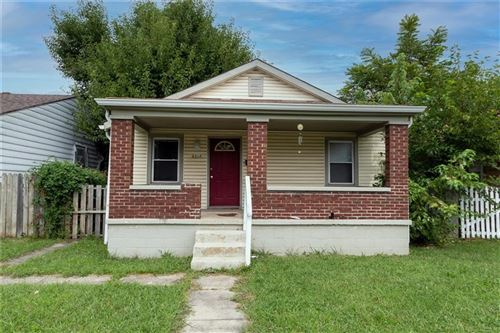 Photo of 2318 E Raymond Street, Indianapolis, IN 46203 (MLS # 21813626)