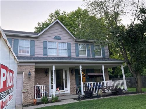Photo of 8420 Brittany Court S, Indianapolis, IN 46236 (MLS # 21801627)