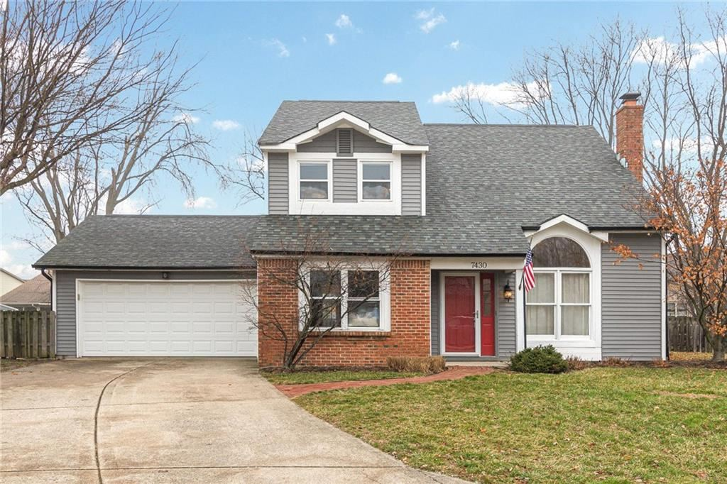 7430 Railway Court, Indianapolis, IN 46256 - #: 21689627