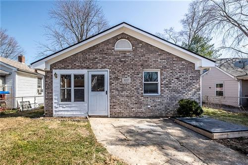 Photo of 3227 South McClure Street, Indianapolis, IN 46221 (MLS # 21769628)