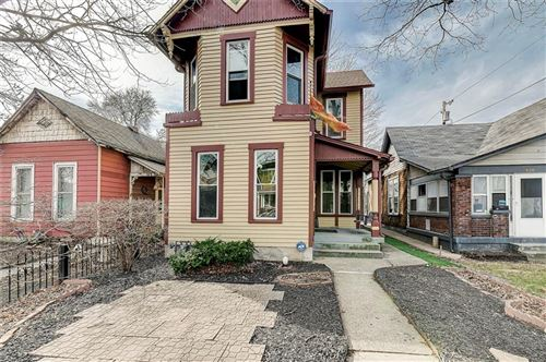 Photo of 824 South NOBLE Street, Indianapolis, IN 46203 (MLS # 21778628)