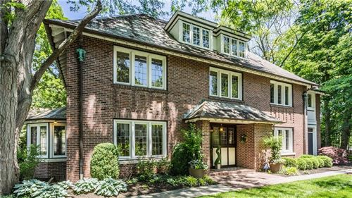 Photo of 4401 North Illinois Street, Indianapolis, IN 46208 (MLS # 21787628)