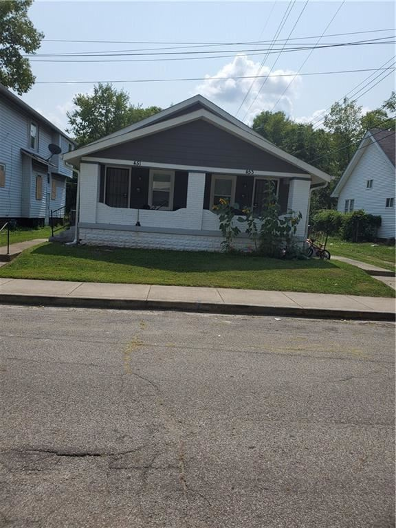 451 West 28, Indianapolis, IN 46208 - #: 21735628