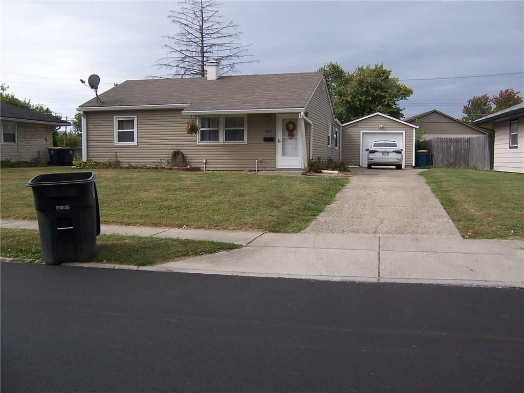 4910 BARLOW Drive #0, Lawrence, IN 46226 - #: 21743629