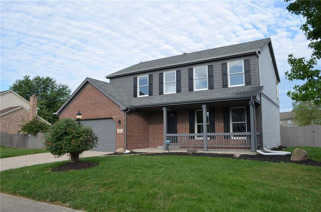 Photo for 804 Timber Creek, Indianapolis, IN 46239 (MLS # 21661630)