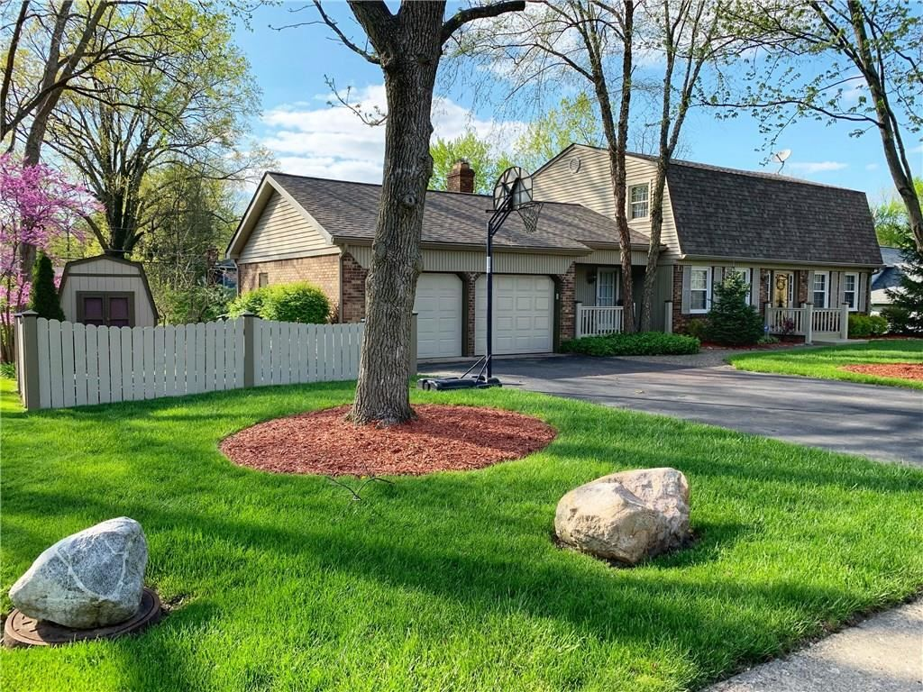 7710 Redcoach Drive, Indianapolis, IN 46250 - #: 21635631