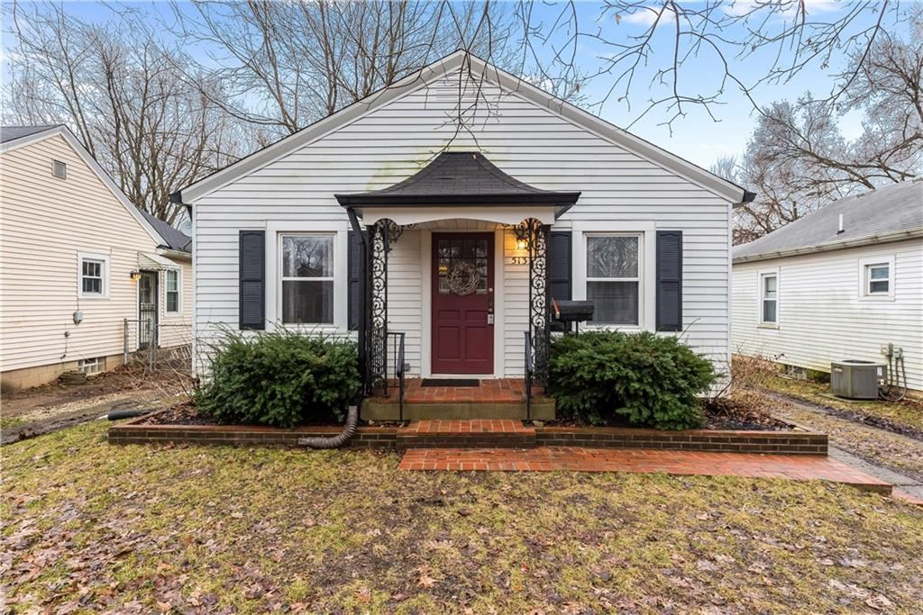 5133 CRITTENDEN Avenue, Indianapolis, IN 46205 - #: 21693631