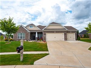 Photo of 7164 West Water Fall, Greenfield, IN 46140 (MLS # 21654632)