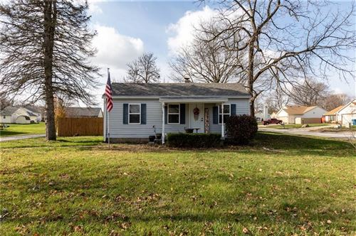 Photo of 640 South High School Road, Indianapolis, IN 46241 (MLS # 21754632)