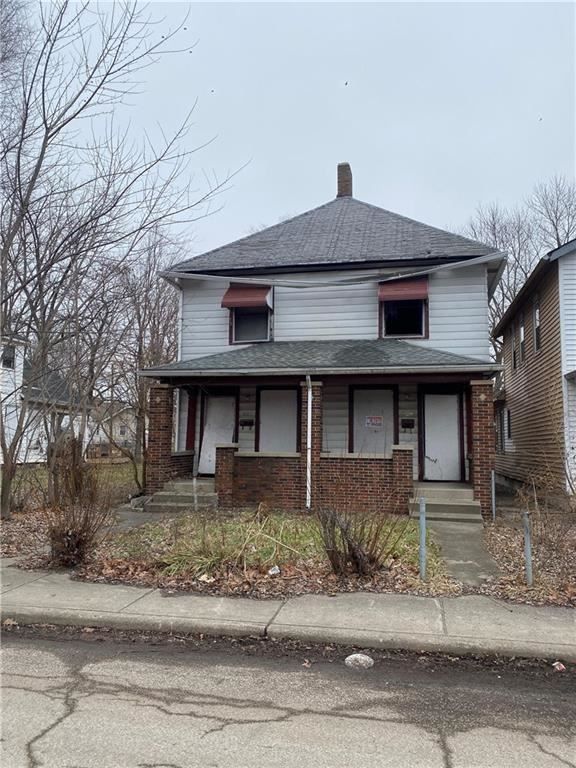 329 North Beville Avenue, Indianapolis, IN 46201 - #: 21694632