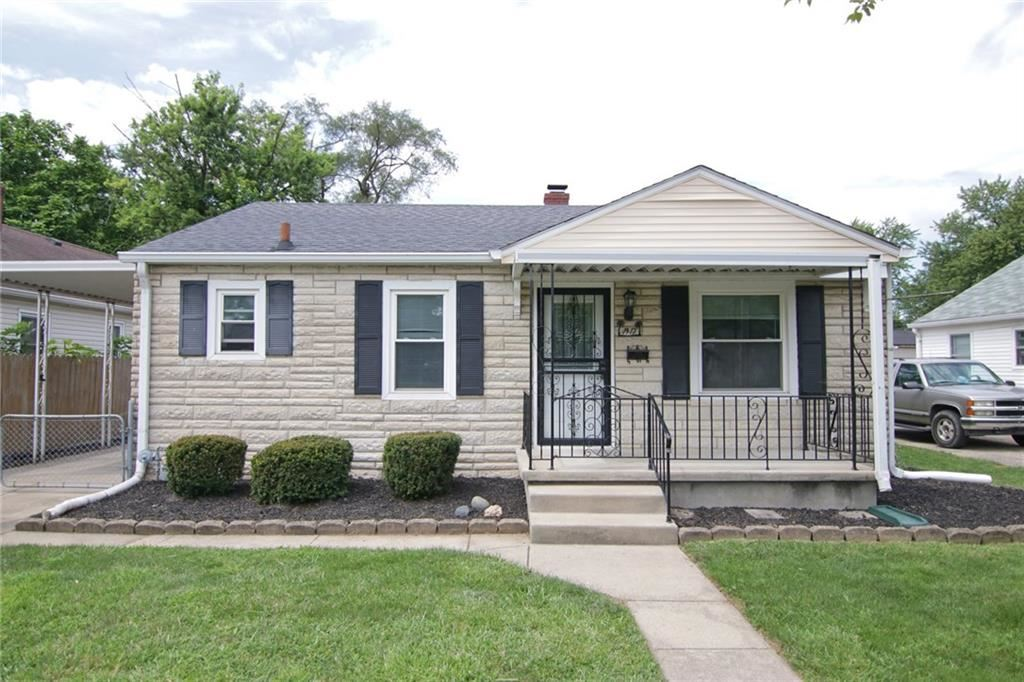1912 North Bancroft Street, Indianapolis, IN 46218 - #: 21731633
