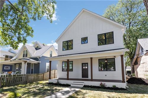 Photo of 912 Dawson Street, Indianapolis, IN 46203 (MLS # 21718634)
