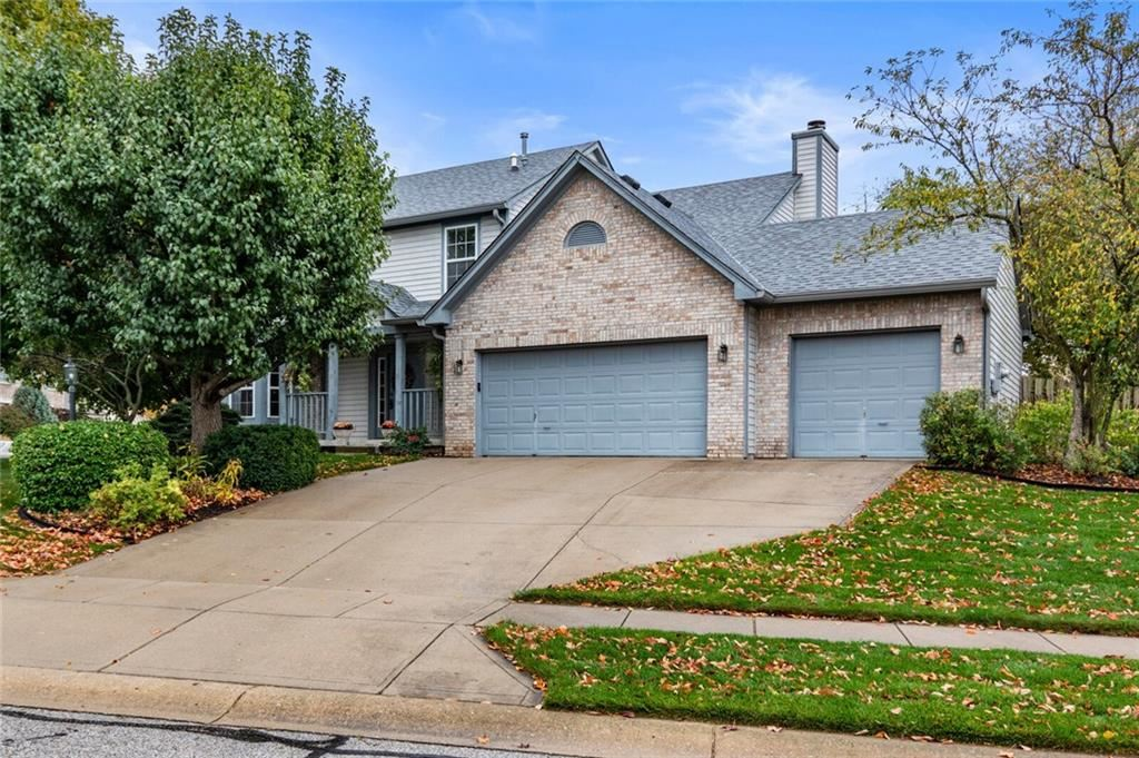 8379 Bighorn Court, Fishers, IN 46038 - #: 21745634