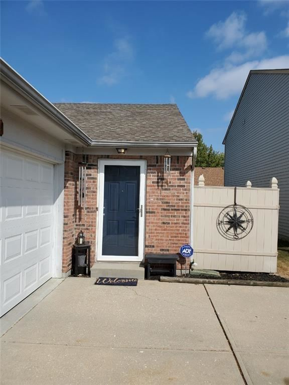 1242 Country Creek Court, Indianapolis, IN 46234 - #: 21759634