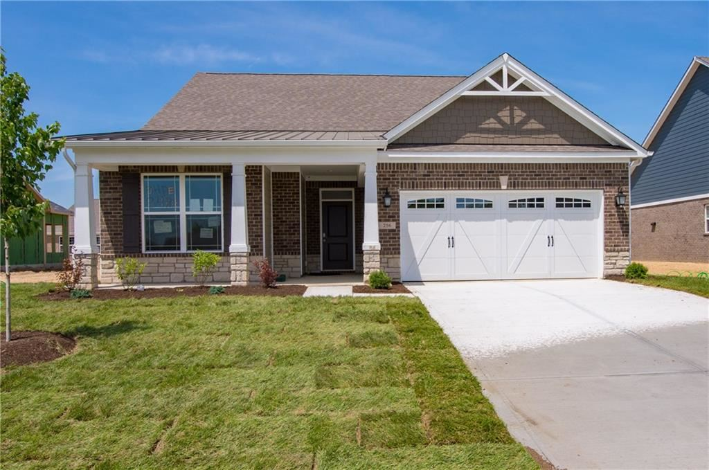 256 Caplinger Place, Greenwood, IN 46143 - #: 21696635